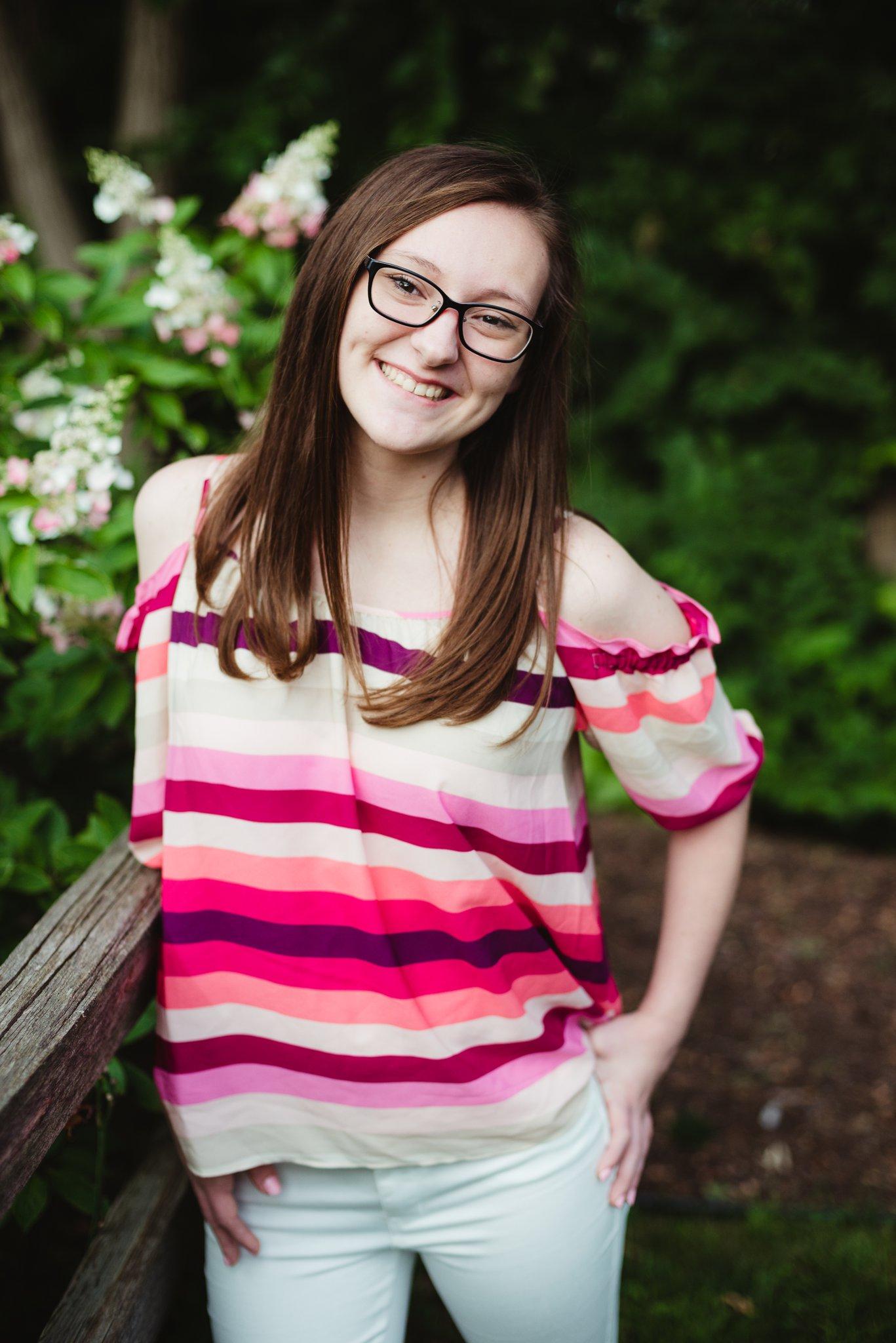 Stoughton WI Senior Photography
