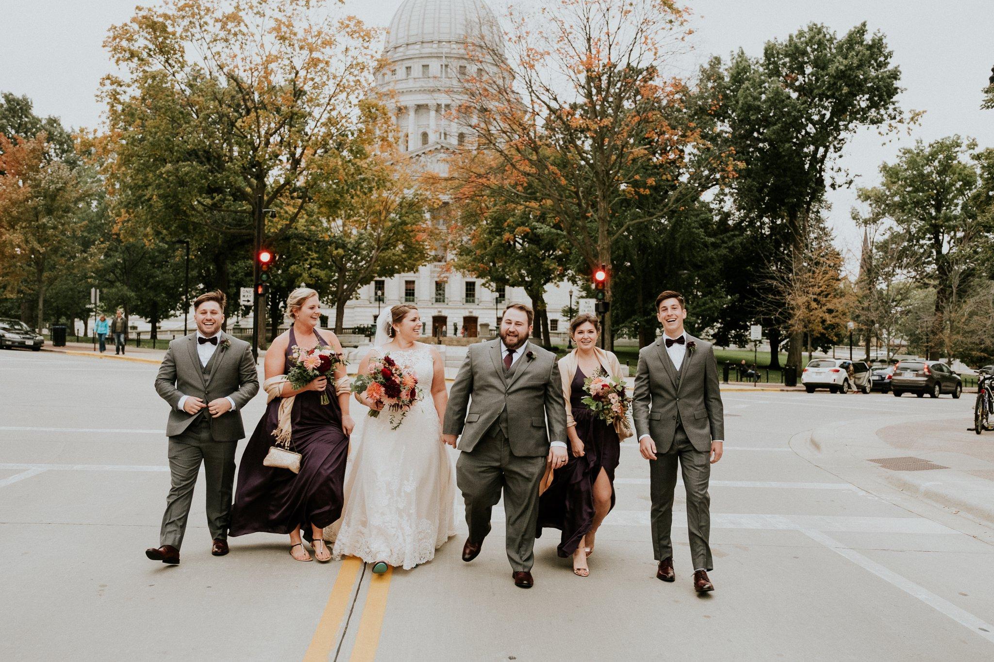 Madison Children's Museum Wedding