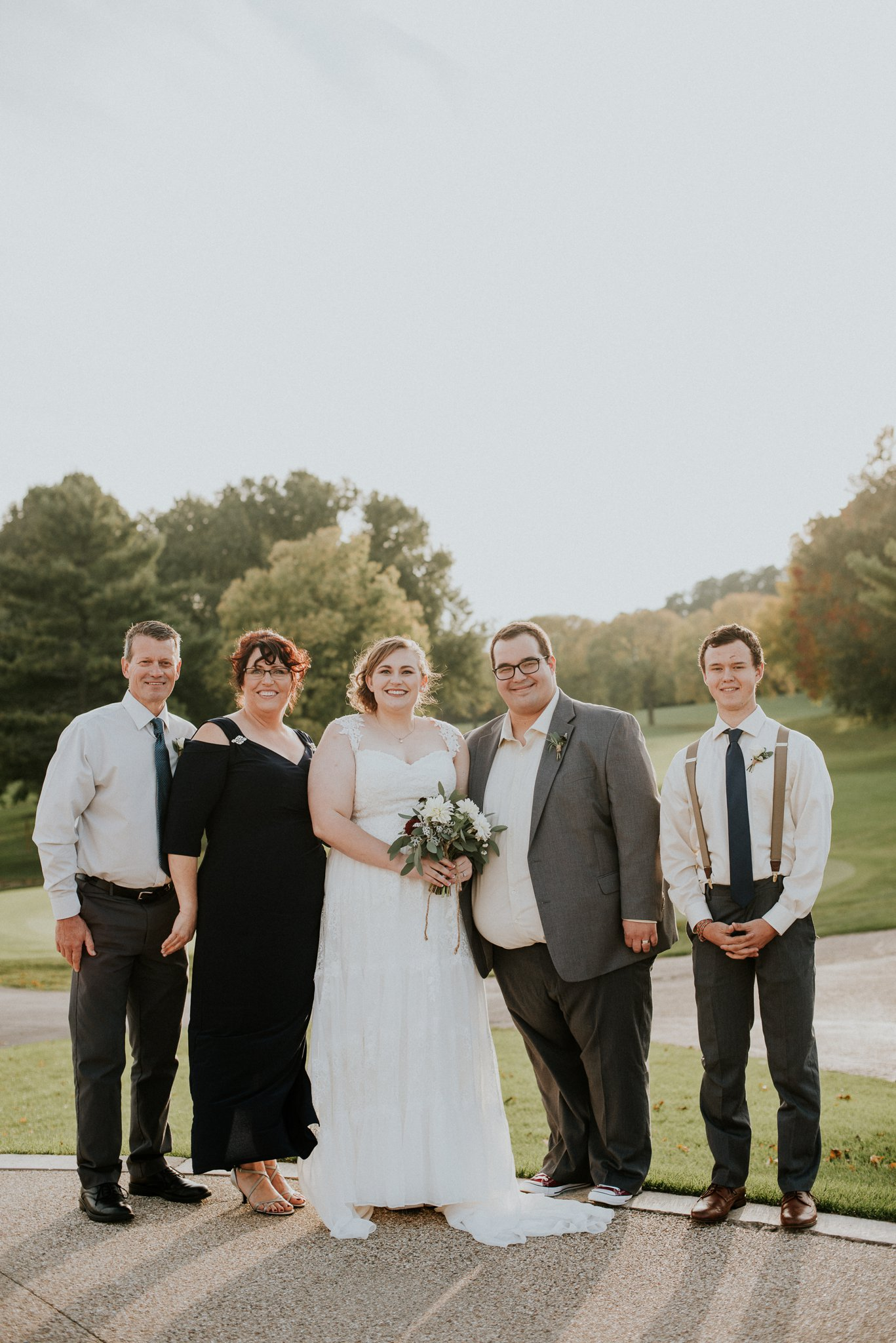 Janesville Country Club Wedding