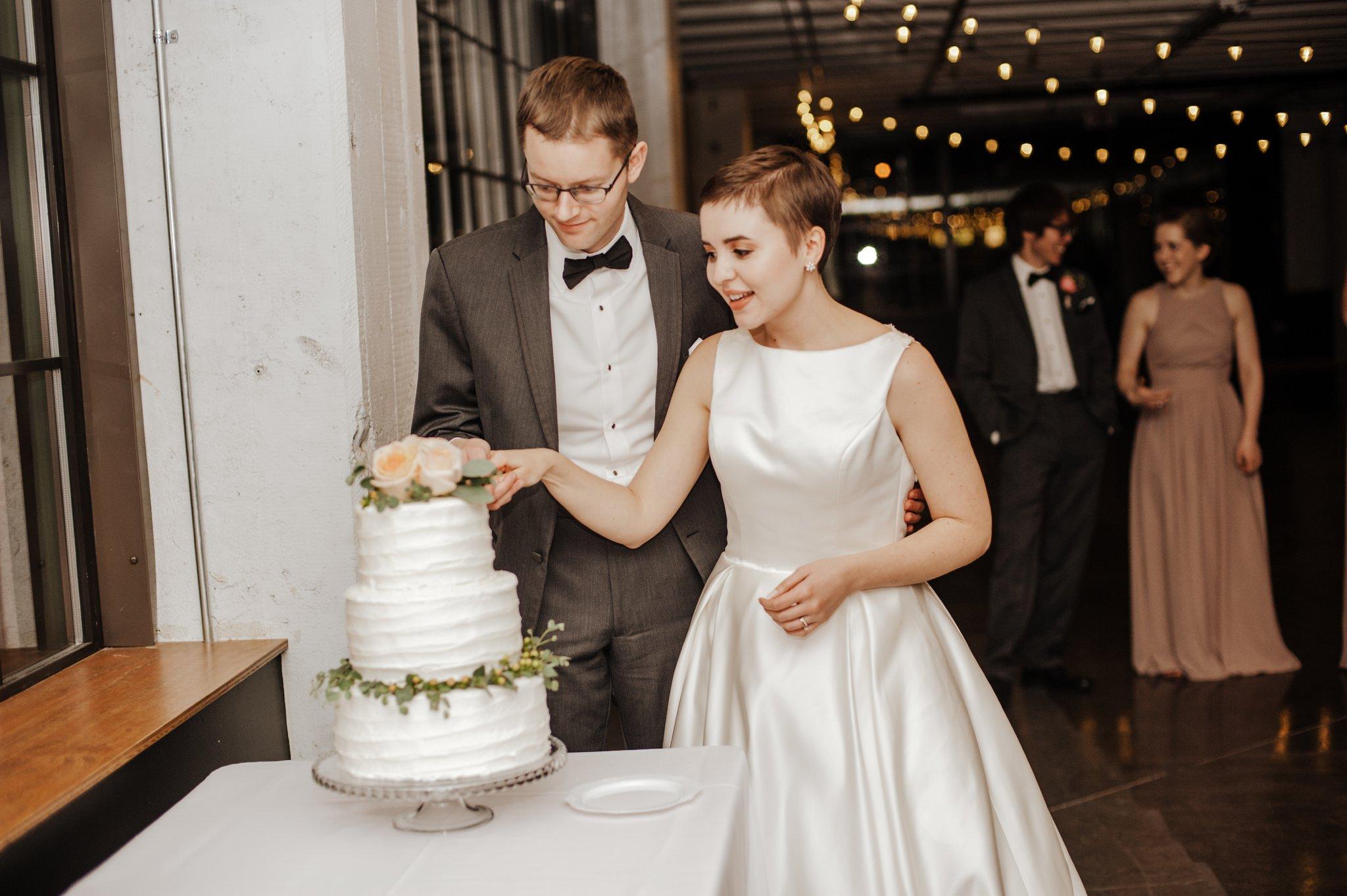 Creamery 201 Wedding