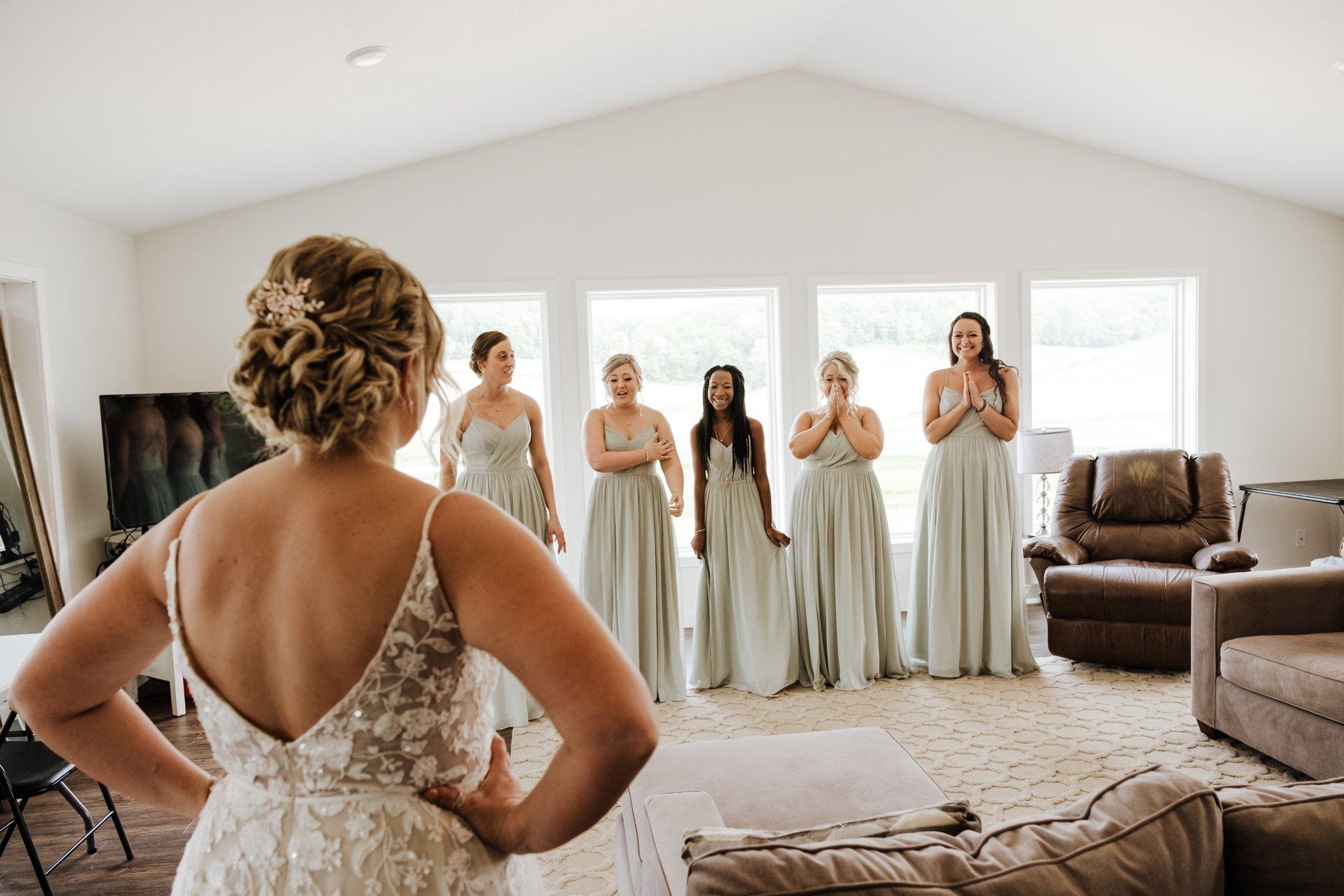 White Mound County Park Wedding