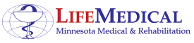 Life Medical - Minnesota Medical & Rehabilitative Services Logo