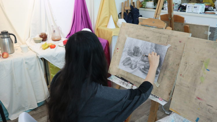 Drawing and Sketching Art Course
