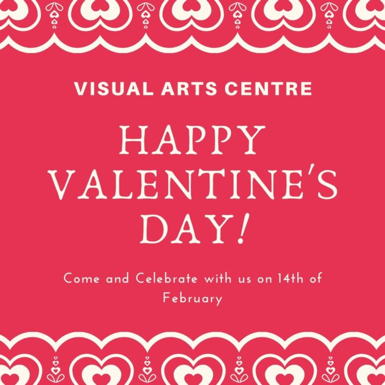 Celebrate Valentine's Day Oil Painting For Beginners Art Workshop - Oil Painting Promotion Singapore - Visual Arts Centre
