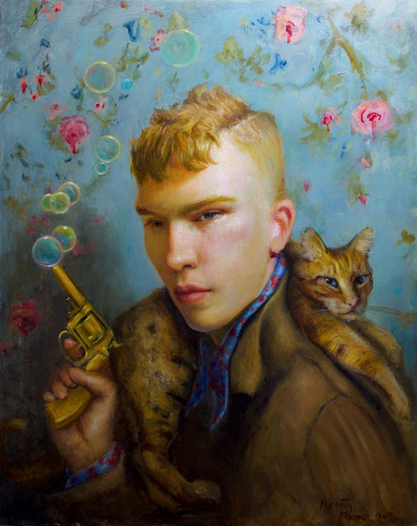 Rose Freymuth-Frazier_Beautiful Bizarre 2018 Art Prize Finalist