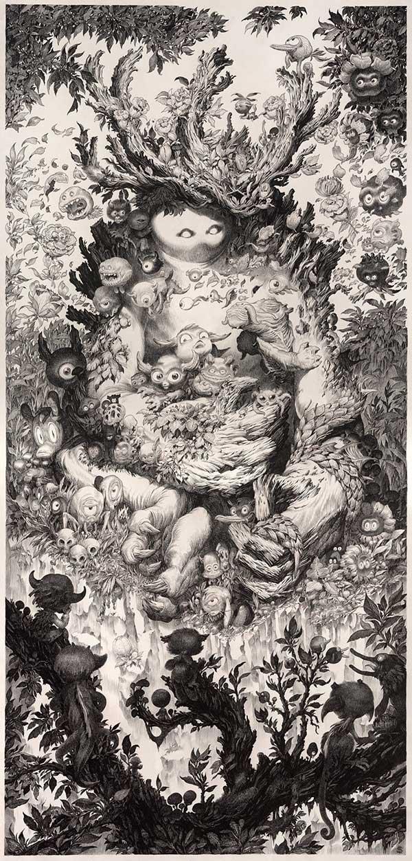 Stan Manoukian_Beautiful Bizarre 2018 Art Prize Finalist