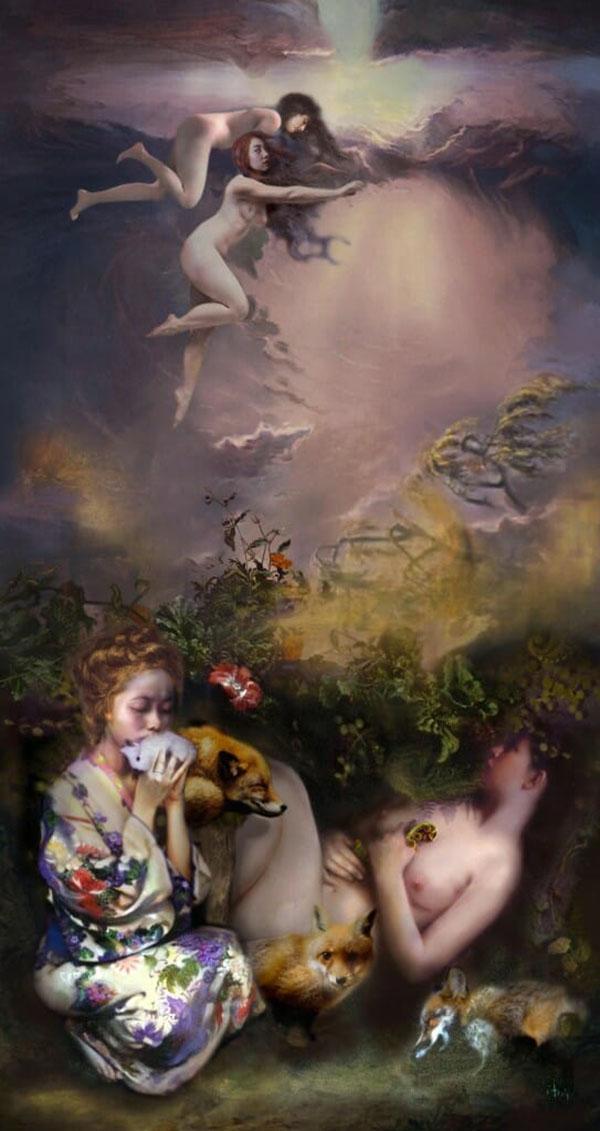 Iva Troj_Beautiful Bizarre 2018 Art Prize Finalist