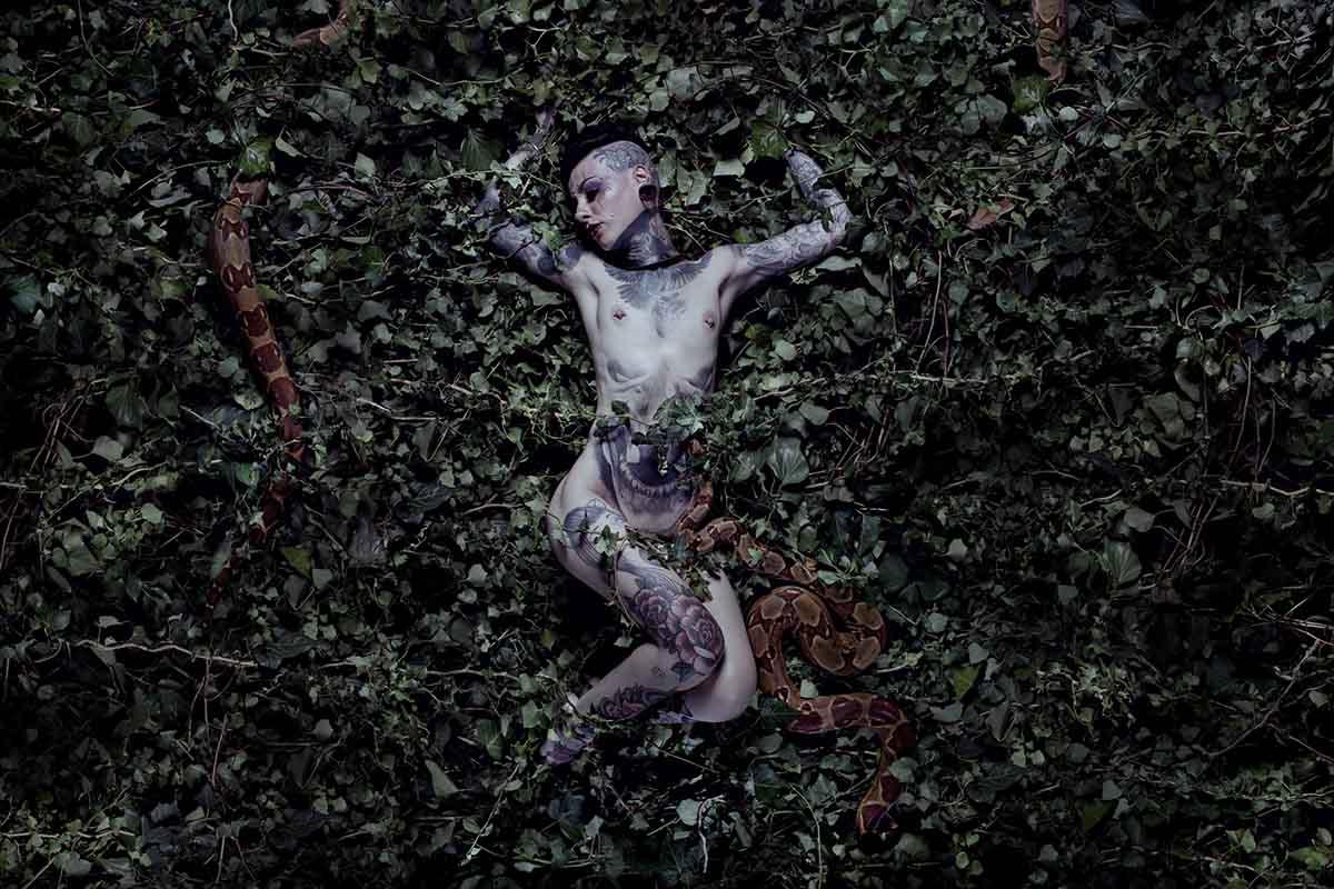 Leonardo Chiarabini_Beautiful Bizarre 2019 Art Prize Finalist