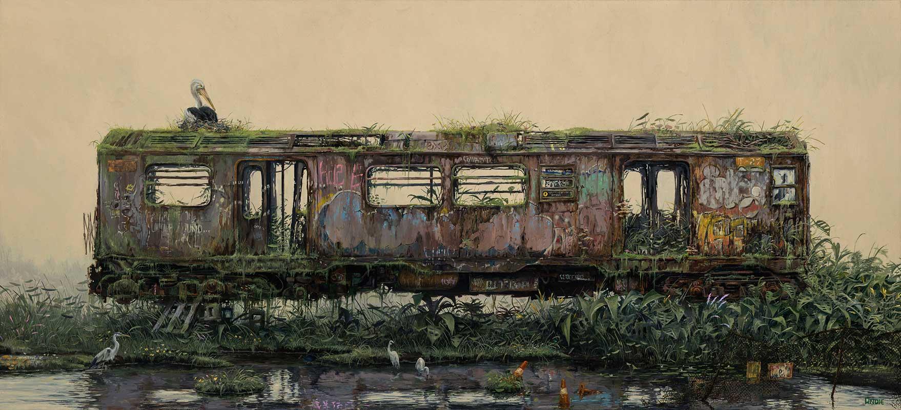 Andie Taylor_Beautiful Bizarre 2019 Art Prize