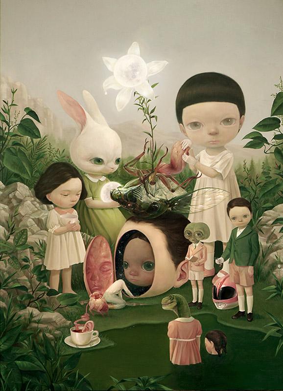 Roby Dwi Antono_Beautiful bizarre 2019 Art prize Finalist