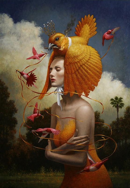 Steven Kenny_Beautiful Bizarre 2019 Art Prize Finalist