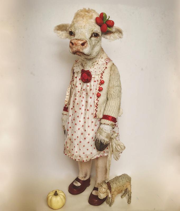 Annie Montgomerie_Beautiful Bizarre 2019 Art Prize Finalist