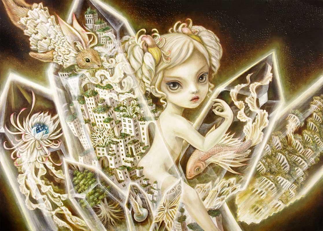 Yoko Mill_Beautiful bizarre 2019 Art prize Finalist