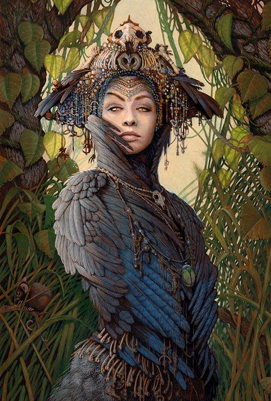 Ed Binkley_Beautiful Bizarre 2019 Art Prize Finalist