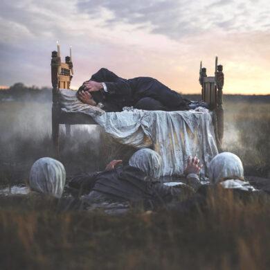 Nicolas Bruno - infausto - photography - beautiful bizarre art prize 2019