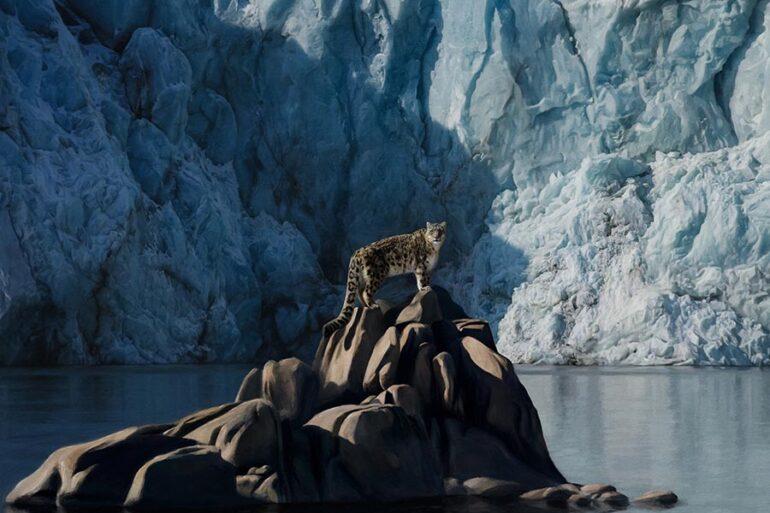 Antoine-Dutilh-galzier-cheetah-digital-painting-art-prize-2020