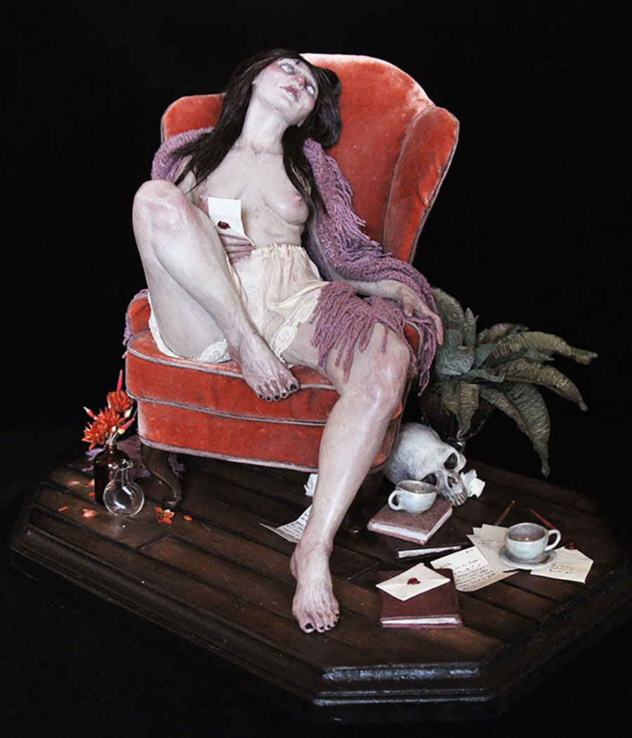 4273_Jessica Laurel Louise Dalva - sculpture of reclining woman
