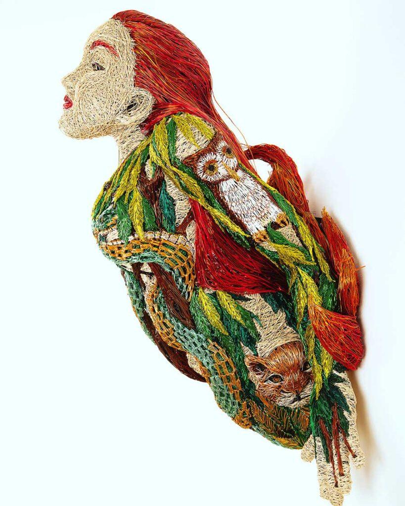 4429-Stephanie-Gartanutti-sculpture-lilith-embroidery-900