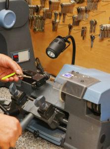 Locksmith services_ TLG-key-machine