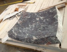 Quartzite for Brian Atwood Madison Avenue Boutique