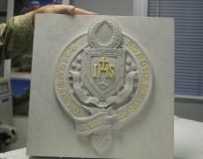 Stonework for Gabelli School of Business at Fordham University