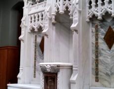 Restoration at Fordham University's Loyola Hall