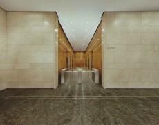 330 Madison Ave Lobby Renovations by Petrillo Stone