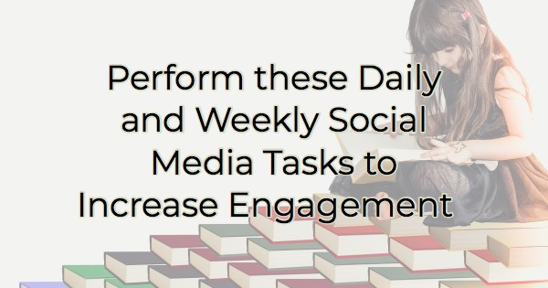 Social Media Actions To Build Your Audience