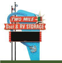 Two Mile Storage LOGO