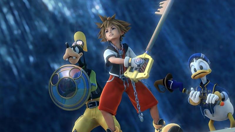 Xbox Game Pass Kingdom Hearts