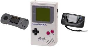 Lynx, Game Boy, Game Gear