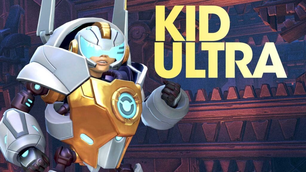 New Battleborn Character Kid Ultra