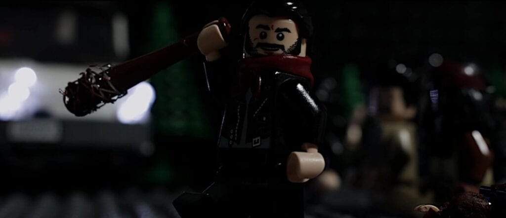 The Walking Dead - Negan - LEGO