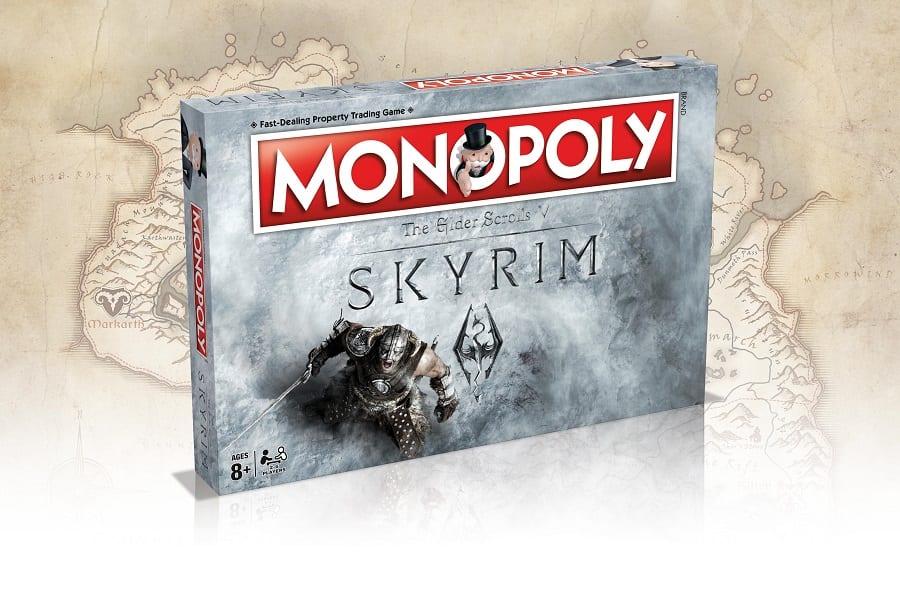 skyrim monopoly game
