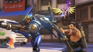 Overwatch patch changes