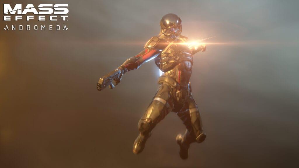 Andromeda's Lead designer