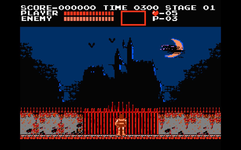 Castlevania - NES Classic Edition