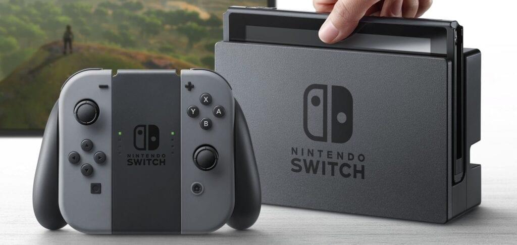 EA Nintendo Switch