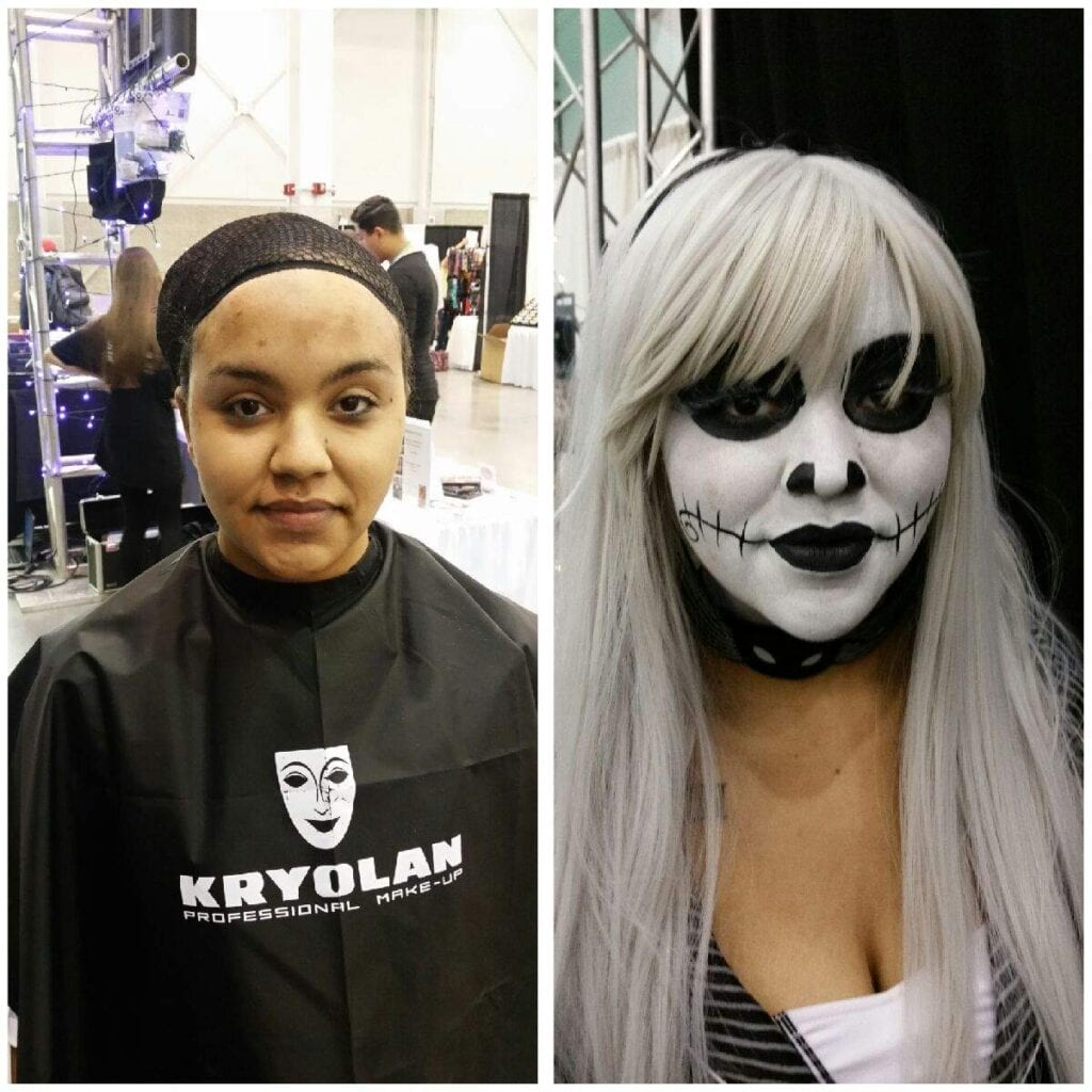 SFX Make-Up NekoCon