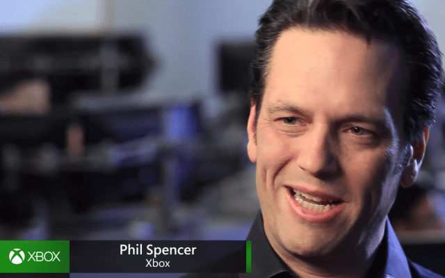 Phil Spencer on his interest to see Nintendo's Mario brought to Xbox