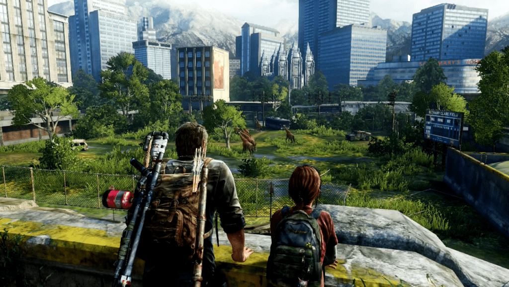 The Last of Us Playstation 4 Pro