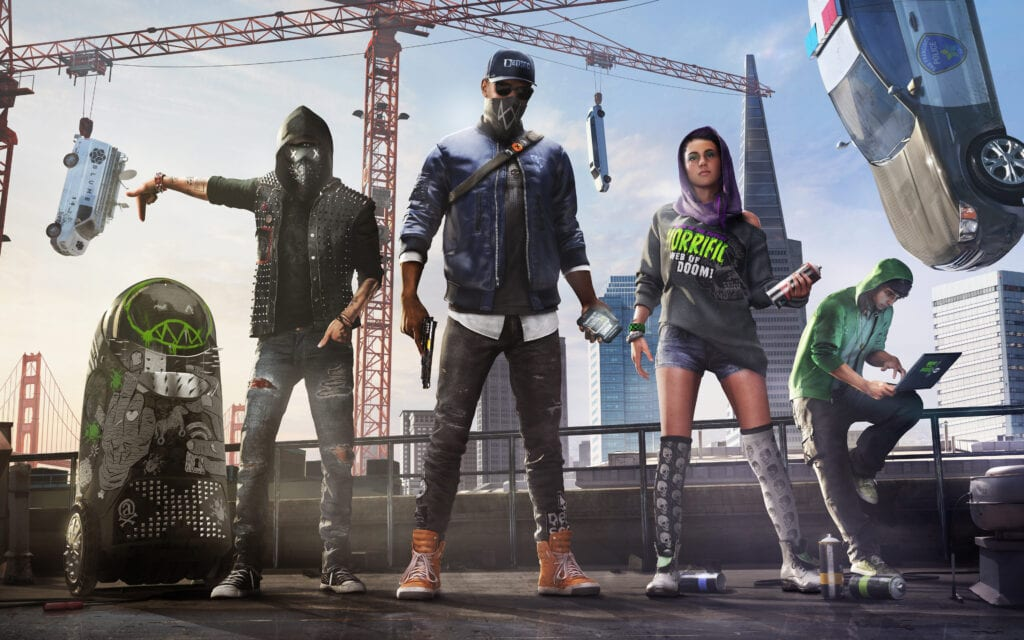 watch dogs 2 myths