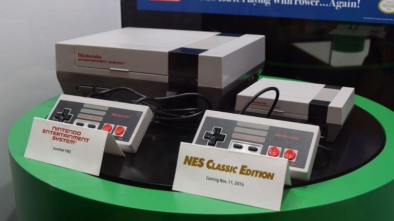NES Classic Edition vs Original NES CNET