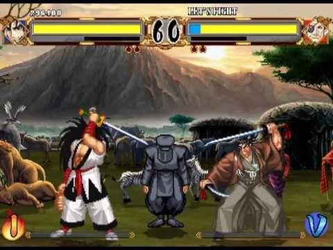 Samurai Shodown VI