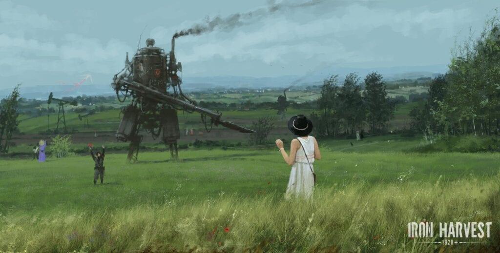 Iron Harvest: 1920+