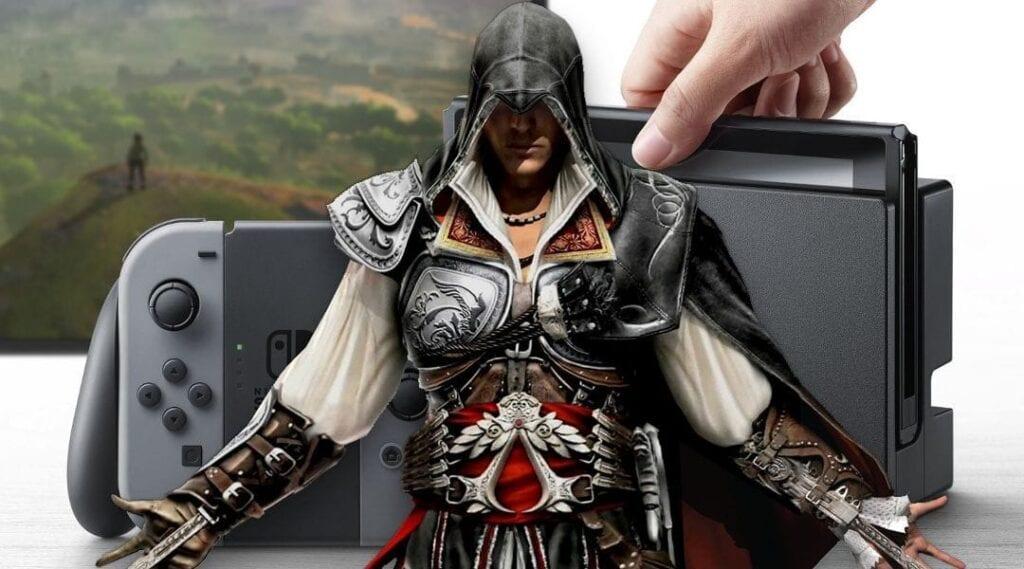 Ubisoft Boss Teases