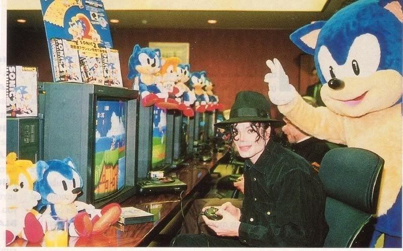 Sega Genesis Michael