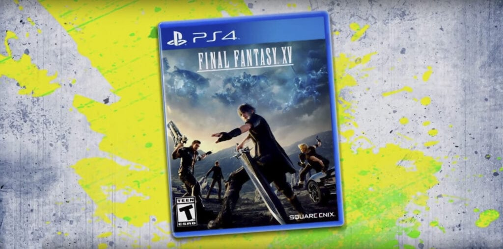 Conan O'Brien - Clueless Gamer - Final Fantasy XV