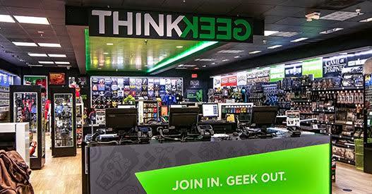 ThinkGeek Orlando store