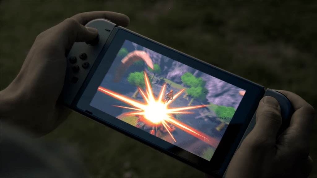 Nintendo Switch Preorder